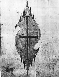 Livre d'escrime de Talhoffer (codex Gotha) de l'an 1443, contenant des duels judiciaires et autres