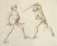 Albrecht Dürers Fechtbuch von Friedrich Dörnhöffer