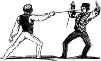 Archery, Fencing, and Broadsword