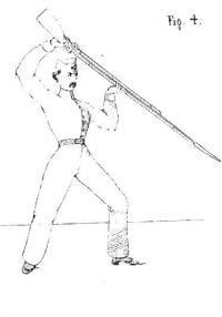 Ensayo Sobre la Esgrima de la bayoneta  para el manejo del fusil como arma blanca