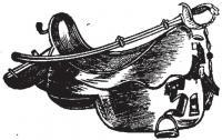 Esgrima de carabina armada con bayoneta contra caballería, combate individual