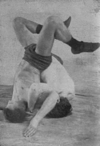 How to Wrestle & Wrestling Catch-as-Catch-Can Style