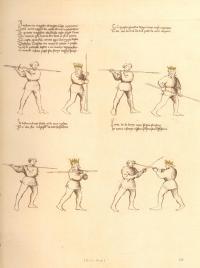 Flos duellatorum in armis, sine armis, equester, pedester