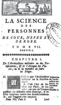 La science des personnes de la cour, de l'épée et de la robe par demandes et par responses par le sieur de Chevigny