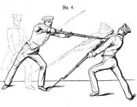 Anleitung zum Betrieb der Gymnastik und der Fechtkunst in der Armee