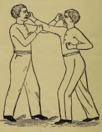 The Science of Self Defence - A Treatise on Sparring and Wrestling including complete instructions in training and physical development, also several remarks upon, and a course prescribed for the reduction of corpulency