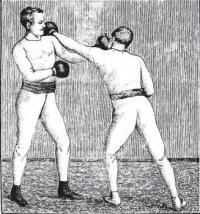 La boxe: traité français des règles anglaises