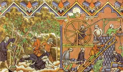 élet a középkorban